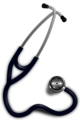 Free Stock Photo: Illustration of a stethoscope