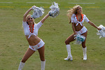 Free Stock Photo: Two Miami Dolphins cheerleaders