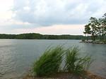 Free Stock Photo: A lake landscape view