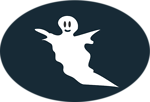 Free Stock Photo: Illustration of a halloween ghost