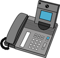 Free Stock Photo: Illustration of a telephone