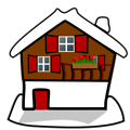 Free Stock Photo: Illustration of a house