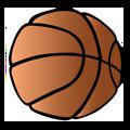 Free Stock Photo: Illustration of a basketball