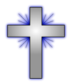Free Stock Photo: Illustration of a cross
