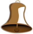 Free Stock Photo: Illustration of a bell