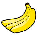 Free Stock Photo: Illustration of bananas