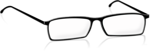 Free Stock Photo: Illustration of a pair of glasses