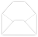 Free Stock Photo: Illustration of an open envelope