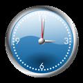 Free Stock Photo: Illustration of a clock