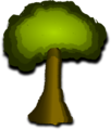 Free Stock Photo: Illustration of a tree