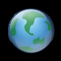 Free Stock Photo: Illustration of a globe