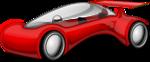 Free Stock Photo: Illustration of a futuristic car