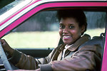Free Stock Photo: An African American woman driving