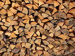 Free Stock Photo: Firewood