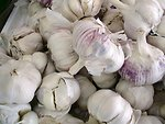Free Stock Photo: Garlic cloves