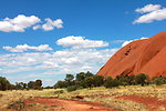 Free Stock Photo: Ayers Rock