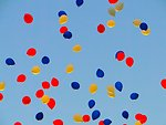 Free Stock Photo: Balloons