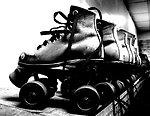 Free Stock Photo: Roller skates