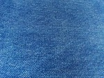 Free Stock Photo: Closeup of denim fabric
