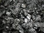 Free Stock Photo: Closeup of a pile of coal