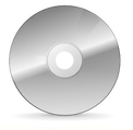 Free Stock Photo: Illustration of a CD