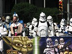 Free Stock Photo: Clone Troopers in the 2008 Dragoncon parade