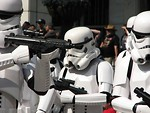Free Stock Photo: Stormtroopers in the 2008 Dragoncon parade