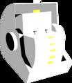 Free Stock Photo: Illustration of a rolodex address holder
