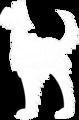 Free Stock Photo: Illustration of a shaggy dog