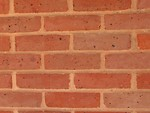 Free Stock Photo: Closeup of a brick wall