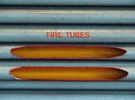Free Stock Photo: Closeup of blue fire tubes