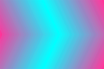 Free Stock Photo: Illustration of a neon blue and pink background
