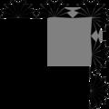 Free Stock Photo: Illustration of an upper right frame corner