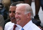 Free Stock Photo: President Barack Obama and VP Joe Biden