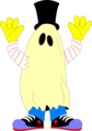 Free Stock Photo: Illustration of a ghost costume