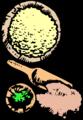 Free Stock Photo: Illustration of various grains