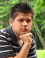 Free Stock Photo: A young latino man posing outdoors