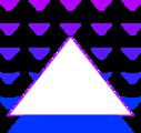 Free Stock Photo: Illustration of multiple triangle shapes
