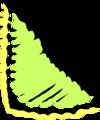 Free Stock Photo: Illustration of a lower left frame corner