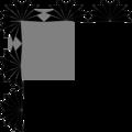Free Stock Photo: Illustration of an upper left frame corner