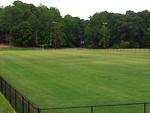 Free Stock Photo: An empty football field