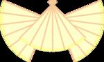Free Stock Photo: Illustration of an ornate design