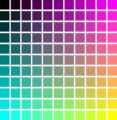 Free Stock Photo: Illustration of a color gradient background