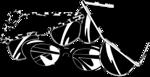 Free Stock Photo: Illustration of sunglasses