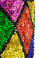 Free Stock Photo: Close-up of a sequin bag