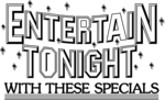 Free Stock Photo: Illustration of entertain tonight sales text