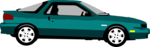 Free Stock Photo: Illustration of a car