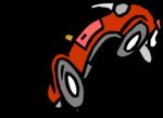 Free Stock Photo: Illustration of a car cartoon