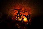 Free Stock Photo: Halloween lights