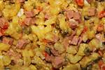 Free Stock Photo: Traditional Czech potato salad